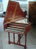dream harpsichord