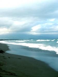 A dream about a beach or an ocean