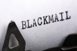 Blackmail dream dictionary