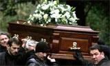 dream funeral