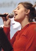 dream singing