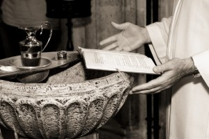 A dream about baptism drem interpretation