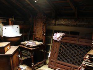 A dream about an attic drem interpretation