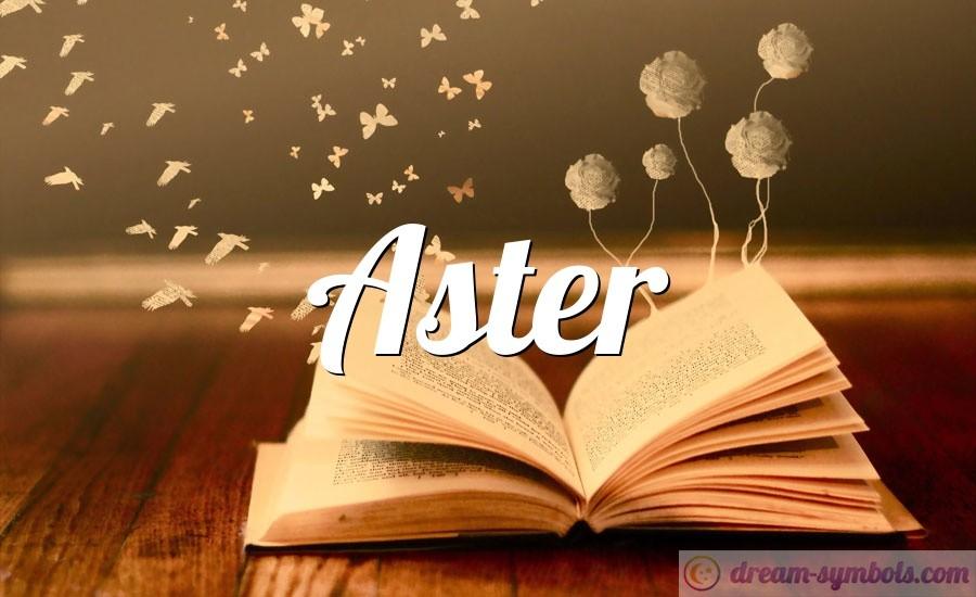 Aster drem interpretation
