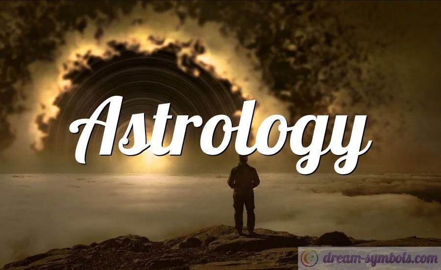 Astrology drem interpretation