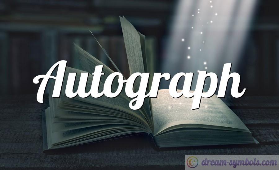 Autograph drem interpretation