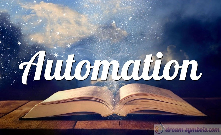 Automation drem interpretation