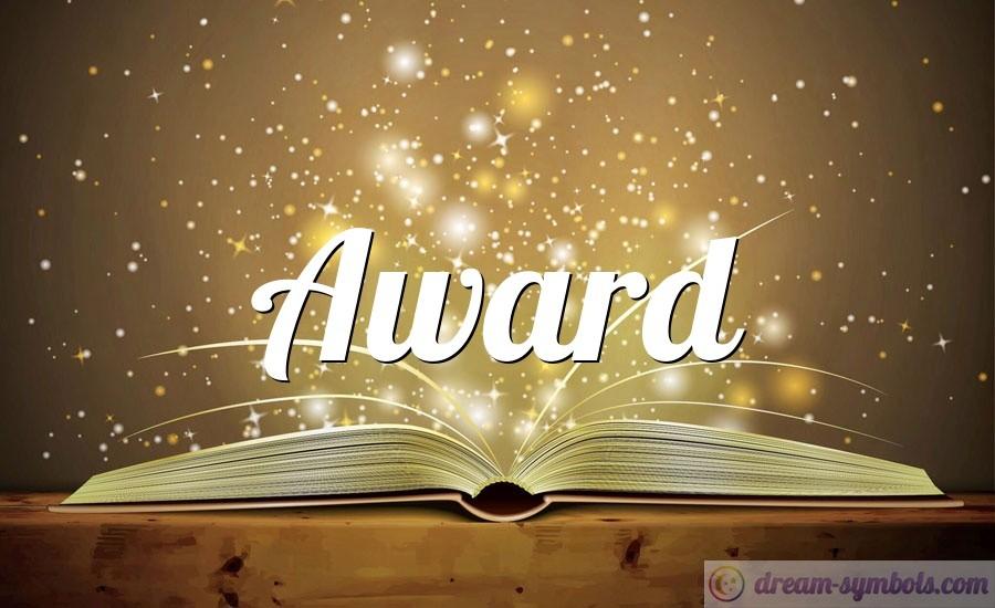 Award drem interpretation