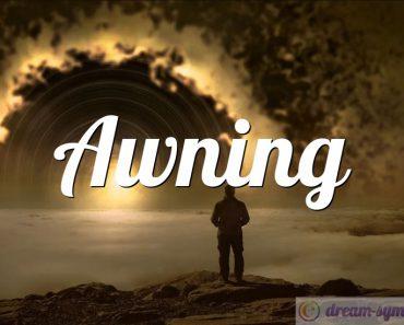 Awning